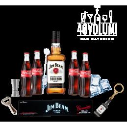 box whiskey jim beam