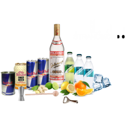 box vodka stolichnaya per stranomondo