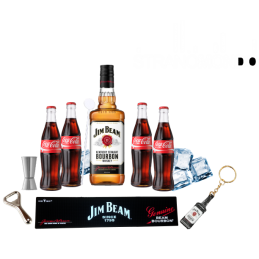 box whiskey jim beam per stranomondo