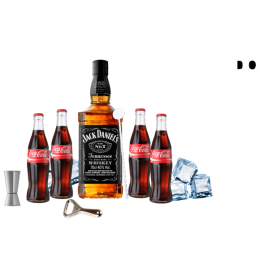 box whiskey jack daniel's per stranomondo