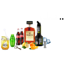 box amaretto disaronno per stranomondo