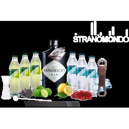 box gin hendrick's per stranomondo