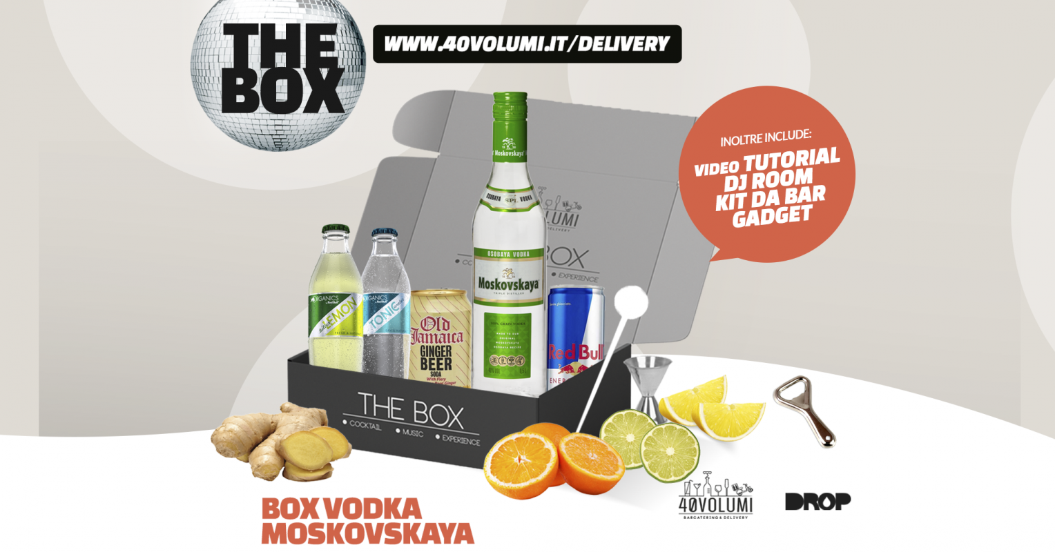 box vodka moskovskaya per 40 volumi